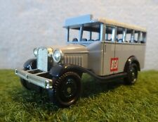 CORGI: BEDFORD BUS - BRITISH EUROPEAN AIRWAYS BEA - MADE IN GT BRITAIN
