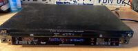 JVC XL-R2010BK CD/CDR Compact Disc Recorder For Parts or Not Working Read