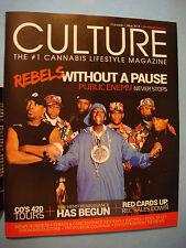 CULTURE Cannabis Mag - May 2014: Public Enemy,Growing Hemp, Colorado 420 Tours +