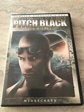 Pitch Black ~ DVD ~ Vin Diesel