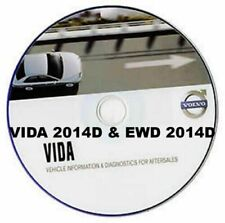 VOLVO Vida 2014D with EWD 2014D workshop manual & wiring diagrams VMWARE image