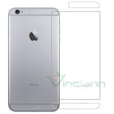 Pellicola protettiva posteriore TRASPARENTE per iPhone 6 4.7 6S retro back nuova