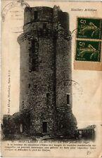 CPA  Montlhery - Montlhéry - La Tour possede six etages  (488831)