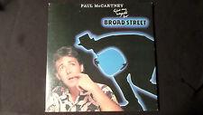 Give My Regards To Broad Street. Film Soundtrack. 33 lp Record Album. 1984