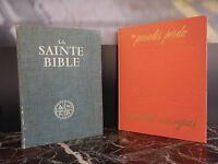 La Santa Biblia Ediciones de Ciervo 1958 Paradise Lost A Paraiso Recuperado 1961