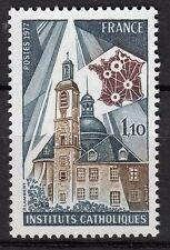 FRANCE TIMBRE NEUF  N° 1933 ** INSTITUTS CATHOLIQUES DE FRANCE