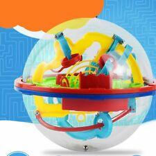 3D Puzzle Magic Maze Ball 299 Level Perplexus Magical Intellect Marble Ball cB