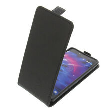 Tasche für MEDION Life X5020 Smartphone Flip-Style Schutzhülle Flip Case Schwarz