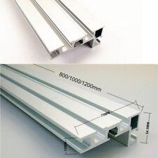 75 Type T-Slot T-tracks Aluminum 600mm Fr Woodworking Workbench DIY Modification