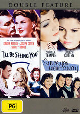 Shirley Temple Ginger Rogers I'LL BE SEEING YOU & SINCE YOU WENT AWAY 2 FILM DVD