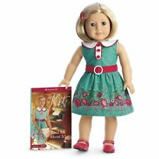 AMERICAN GIRL DOLL KIT BEFOREVER HISTORICAL AG BRAND NEW blond hair blue eyes