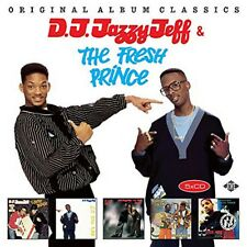 DJ Jazzy Jeff & the Fresh Prince - Original Album Classics - New 5 CD set - 15/9