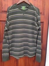 Timberland Long Sleeve Regular Crew Neck Men's Casual Shirts & Tops
