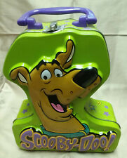 Scooby-Doo Carry Case/Lunch Box/Purse Tin Music Box - I Whistle A Happy Tune