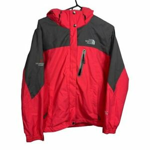 The North Face Summit Series Gore-Tex Jacket Mens Size S Pink Full-Zip