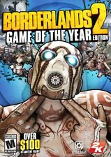 Borderlands 2 Game of the Year Edition - Region Free Steam PC Key