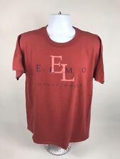 Rare VTG 90's ELMO Monsterwear Short Sleeve T-Shirt Size Large