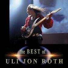 "Uli Jon roth ""the best of"" 2 CD NEUF"