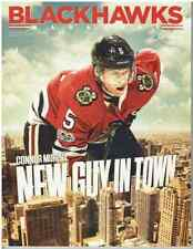 Chicago Blackhawks 2017-18 Official Game Program • Volumn 10 - Edition 5A