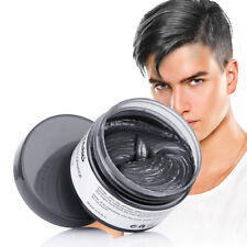 Hair Color Pomades MOFAJANG Wax Mud Dye Styling Cream Disposable Diy Black Color
