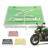 Radiator Guard Grille Oil Cover Protective For Kawasaki Z1000 SX Z750 Z800