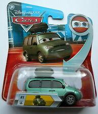 Disney Pixar Cars  VAN  'Look My Eyes Change'  Rare UK Over 100 Cars Listed !!