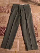 Ww2 Usmc Hbt P47 Pants Large Size Large 36 Waist
