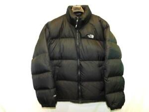 The North Face XL Mens Black 700 Fill Down Puffer Jacket Winter Coat Full Zip XL
