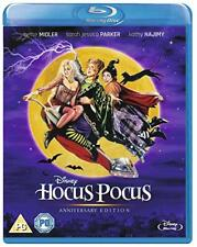 HOCUS POCUS (ANNIVERSARY EDITION) [BLURAY] 2 - NEW & SEALED