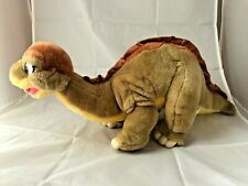 "Vintage Land Before Time Little Foot Plush Jc Penney 18"" 1988"
