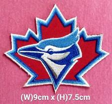Toronto Blue Jays Baseball MLB Sport Logo Patch Embroidery iron,sew on Fabric