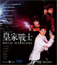 "Michelle Yeoh ""Royal Warriors"" Sanada Hiroyuki HK Action Region  A Blu-Ray"