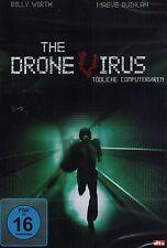 DVD NEU/OVP - The Drone Virus - Tödliche Computerviren - Billy Wirth