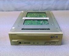 "Plextor Internal 5.25"" 50-Pin SCSI Optical CD-ROM Drive PX-63CS No Caddy Tray"