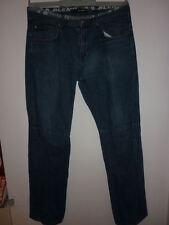 jeans BLEND long uomo ragazzo stile sportivo rap vintage used militare taglia 48