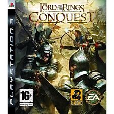 The Lord Of The Rings Conquest - Video Game For Sony Playstation 3 PS3