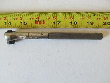 """Aircraft Tools 1/4"""" hex drive roller ratchet"""
