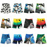 Men Board Shorts Beach Shorts Swimming Trunks Bathing Swimsuit Drawstring Pants