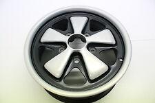 PORSCHE 911 Volpe CERCHIONE ORIGINALE 6j x 15 POLLICI NUOVO restaurato 91136102010