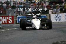Jonathan Palmer Tyrell DG016 Detroit Grand Prix 1987 Photograph 2