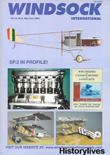 Windsock International V19 N3 Savio Pomilio Aussie Caudron G.3 WWI Engines