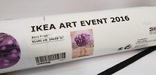 "IKEA 2016 Art Event Poster 24""x36""Sundress Skateboard NEW Bara Prasilov Dress"