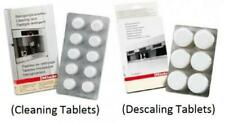 Miele Coffee Machine Cleaning Tablets (10pk) & Descaling (6pk)