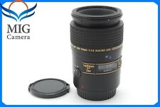【Near MINT!!】Tamron SP AF 90mm f/2.8 Di Macro 272E Lens for Canon From Japan 277