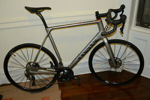 Canyon Endurance CF SL 8.0 Carbon Fiber Road Bike Used Great Condition