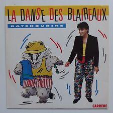BATCHOURINE La danse des blaireaux 14 471 CA 171 Discothèque RTL