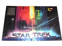 Star Trek The Motion Picture Italian magazine article 8 pages