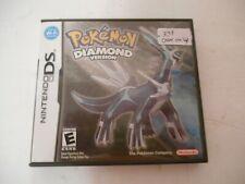 2007 Nintendo ODS Pokemon Diamond Version Case Only