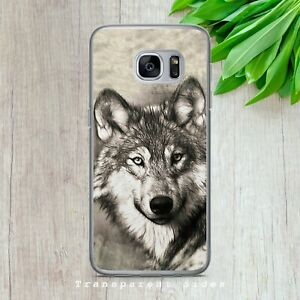 ARCTIC WOLF ART GIFT HARD PHONE CASE COVER FOR IPHONE SAMSUNG HUAWEI OPPO MOTO