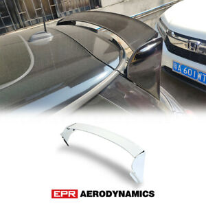 For Mini Cooper F56 GP Style FRP Rear Spoiler Wing with Adjustable Blade Kits